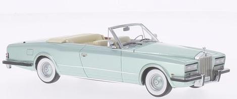 46485  Rolls-Royce Phantom VI Frua DHC 1971 groen met., Neoscale Models