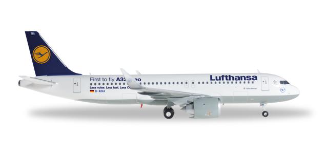 """557979  Airbus A320NEO """"Lufthansa"""""""