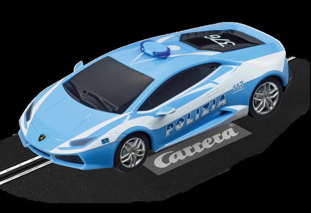 "64030  Lamborghini Huracan ""Polizia"", Carrera Go!!!"