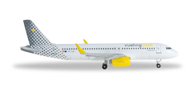 "528993    Airbus A320 ""Vueling"""