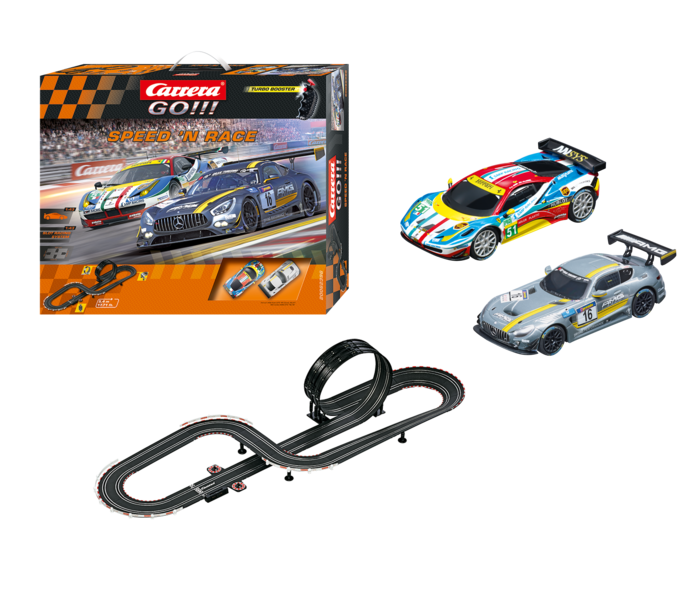 62396    Speed 'N Race, Carrera