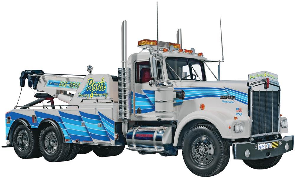 2510  Kenworth W-900 Wrecker
