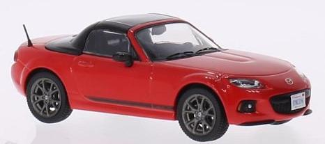 T9P-10003  Mazda MX-5 2013, rood, Triple9 Premium