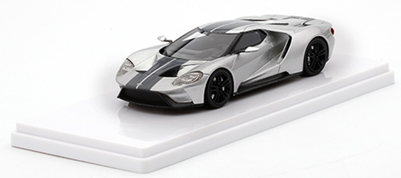 "TSM164342    Ford GT Zilver ""Chicago auto Show"", Truescale Miniatures"