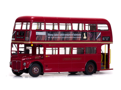 "2919    '83 ""London Bus"" Routemaster RM, Sunstar"