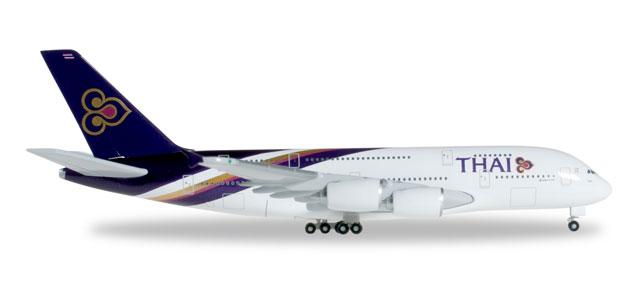 """502306-004  Airbus A380-800 """"Thai Airways"""""""