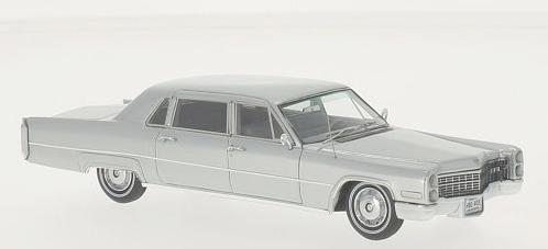 44402  Cadillac Fleetwood 75, met. grijs, Neoscale Models
