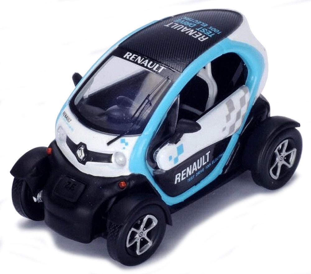 SDC003  Renault Twizy 2015, Spark