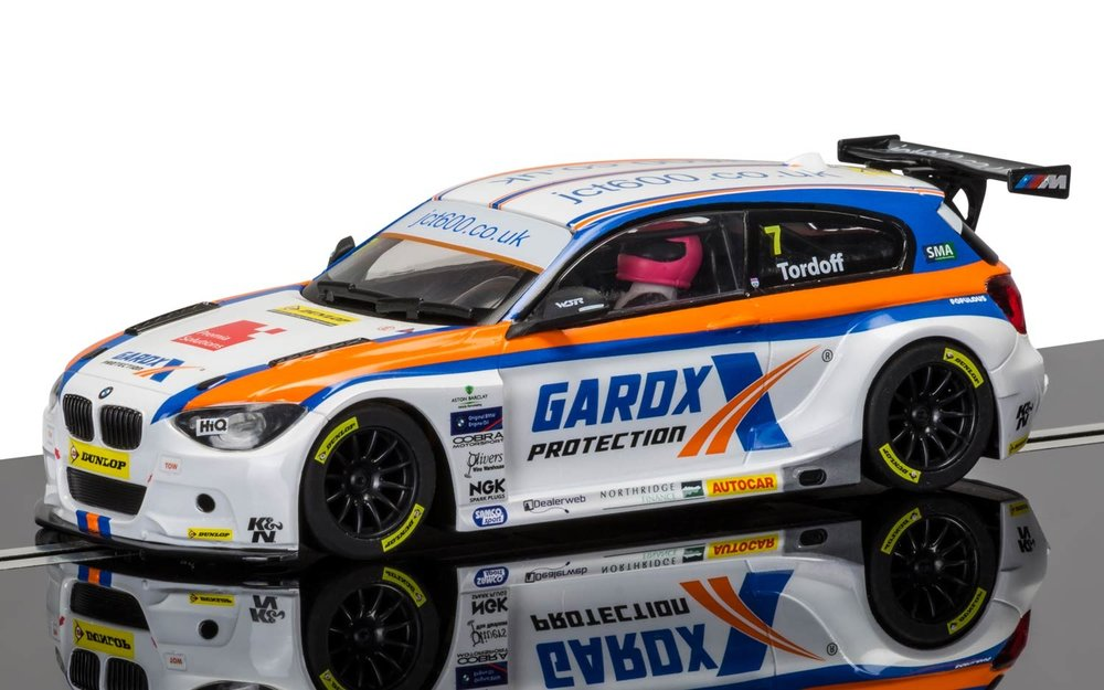 "3735    BMW 125 Series  BTCC 2015, ""West Surrey Racing"", Scalextric"