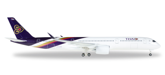 "529693    Airbus A350-900 XWB ""Thai Airways, Wichian Buri"""