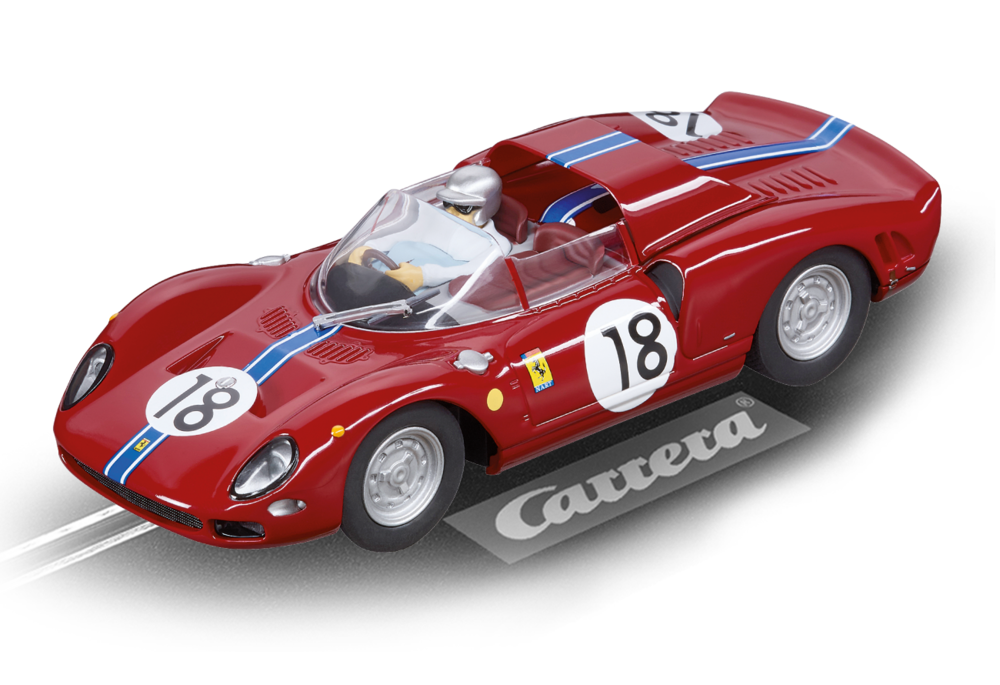 "27536    Evo: Ferrari 365 P2 ""North American racing Team, No.18"", Carrera"