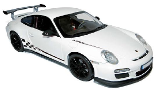 187561  Porsche 911 GT3 RS 2010, wit, Norev