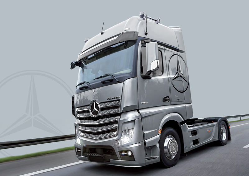 3905    Mercedes-Benz Actros MP4 GigaSpace