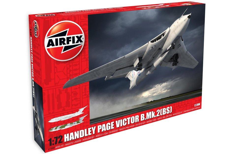 12008  Handeley Page Victor B.Mk.2(BS)