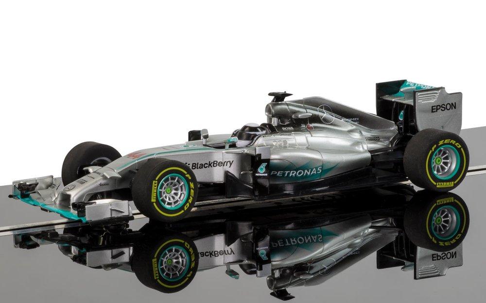 "3706  Mercedes AMG Petronas F1 Team ""Lewis Hamilton"", Scalextric"