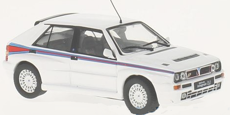 "WB242    Lancia Delta Integrale ""Martini"" 1992, wit, Whitebox"