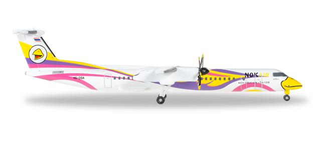 """529662  Bombardier Q400 """"Nok Air, Nok Anna"""""""