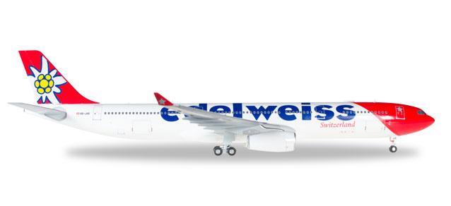"""558129  Airbus A330-300 """"Edelweiss Air"""""""