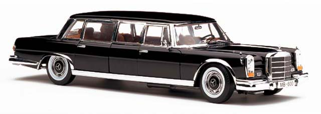 2202    1966 Mercedes-Benz 600 Pullman, Sunstar