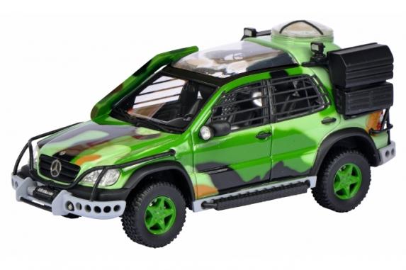 "450898800  1997 Mercedes-Benz ML 320 ""Dino Pak II"", Schuco"