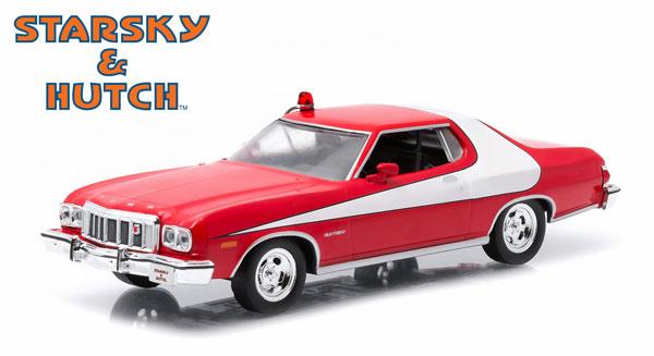"86442  1976 Ford Gran Torino, ""Starsky & Hutch"", Greenlight"