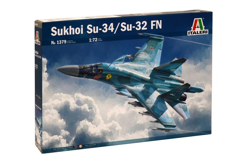 1379  Sukhoi Su-34/Su-32 FN