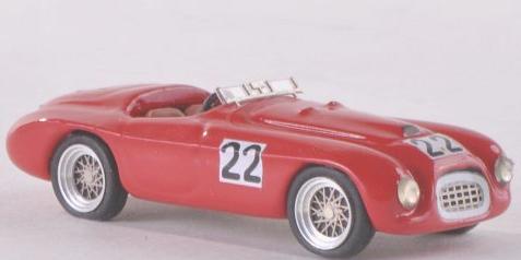 "JLN 87/001  Ferrari 166 MM, No.22, ""24h Le Mans"", Jolly Model"
