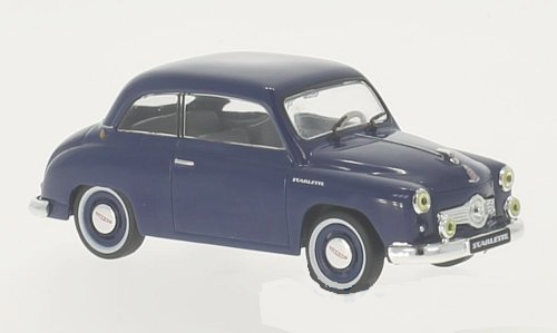 WB147  Panhard Scarlette, 1953, donkerblauw, Whitebox