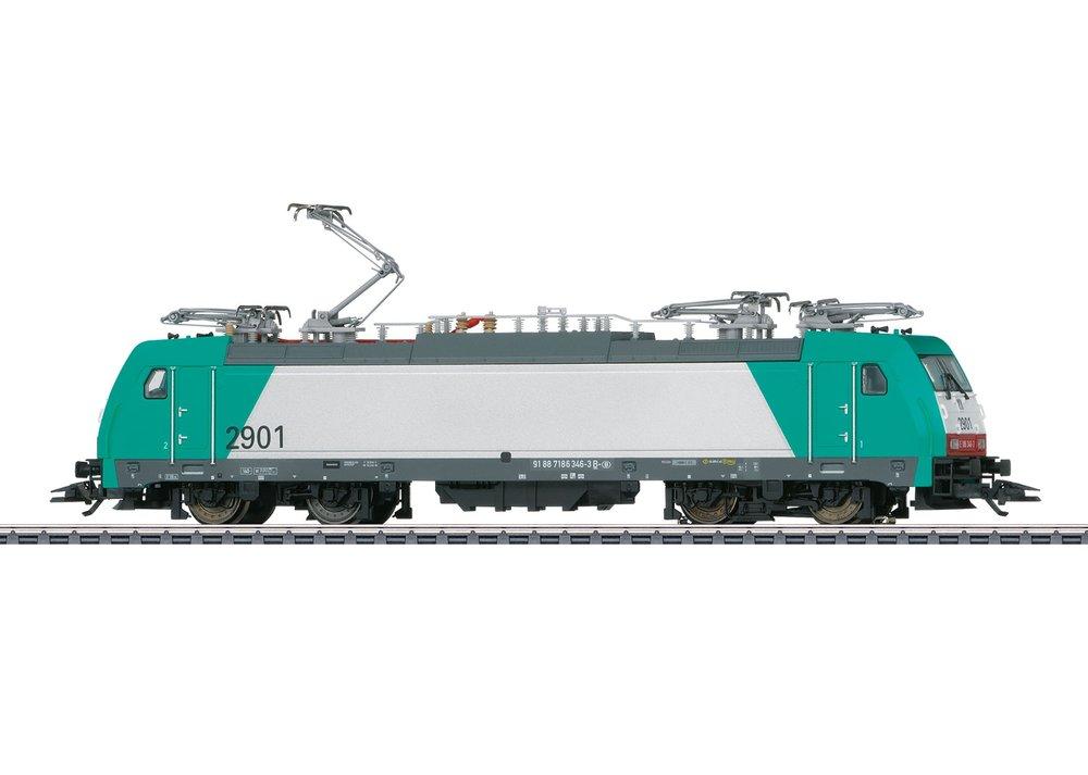 36618 : E-lok reeks 29 rijstaat zoals in 2012.