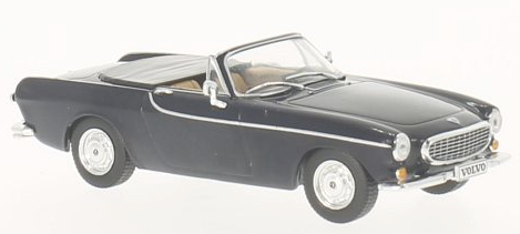 WB196    Volvo P1800 Convertible, 1963, blauw, Whitebox