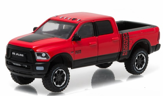 29873    2017 Dodge Ram 2500 Power Wagon, Greenlight