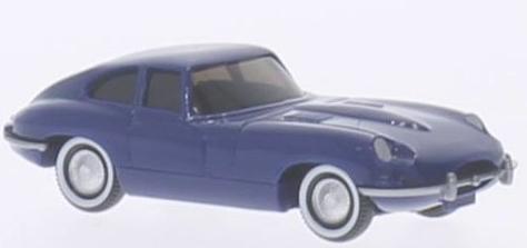 80302  Jaguar E-Type Coupé, blauw