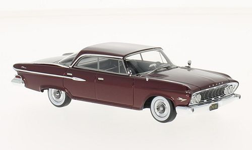46825  Dodge Dart Phoenix, met. donkerrood, Neoscale Models