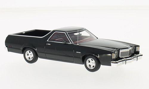46885  Ford Ranchero, zwart, Neoscale Models