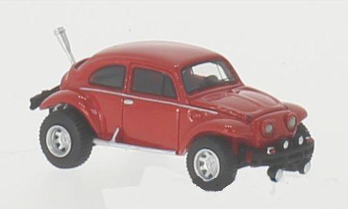 bos87190  VW Baja Bug, rood
