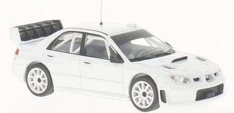 MDCS019  Subaru Impreza S12B, wit, Ixo