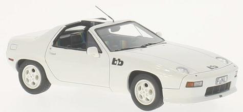 46580  Porsche 928 BB Targa, wit, Neoscale Models