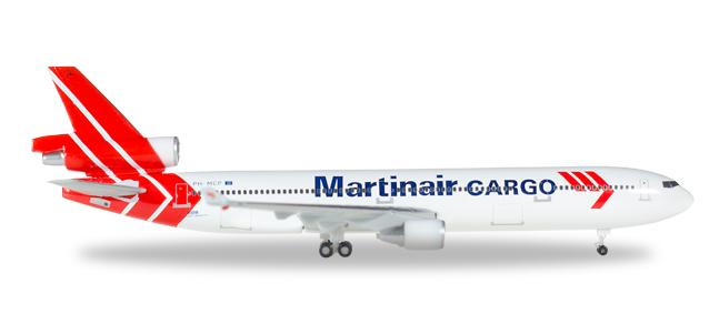 "529730  McDonnell Douglas MD-11F ""Martinair Cargo"" (NL)"