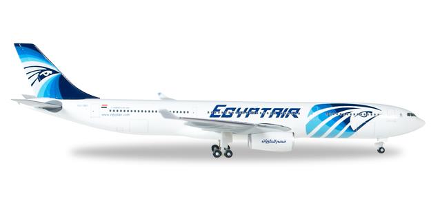 """529846  Airbus A330-300 """"Egyptair"""""""