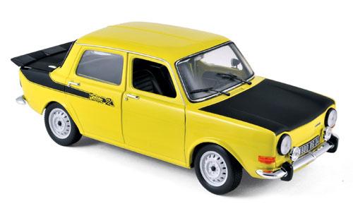 185708  Simca 1000 Rallye 2, 1976, Mayageel, Norev