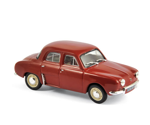 513077  Renault Dauphine 1963 Montijorood, Norev