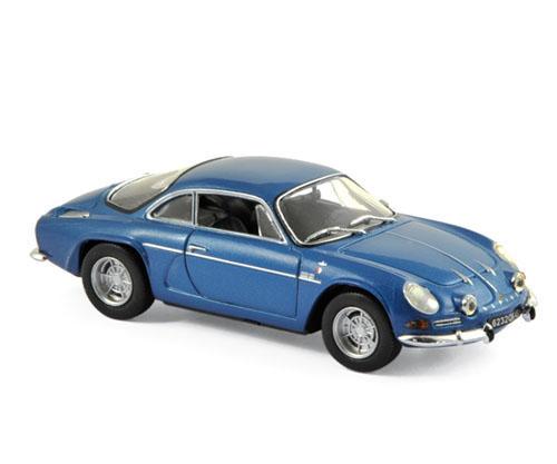 517820  Alpine A110 1973, blauw, Norev