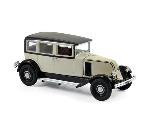 519515  Renault Vivasix PG2 1928, crème, Norev