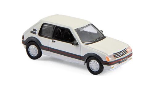 471712  Peugeot 205 GTi 1984, Meijewit, Norev