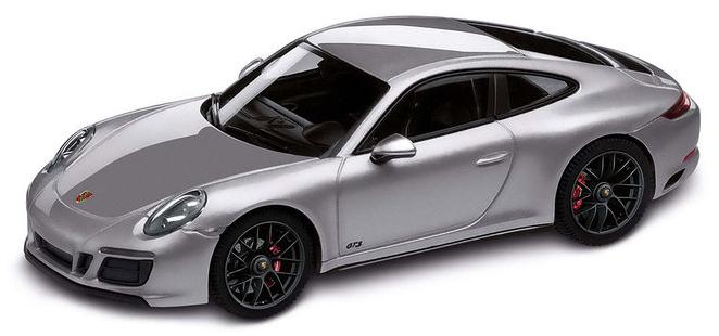 WAP0201060H  Porsche 911 Carrera 4 GTS, zilver, Herpa