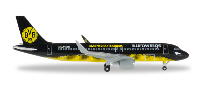 """529600  Airbus A320 """"Eurowings BVB"""""""