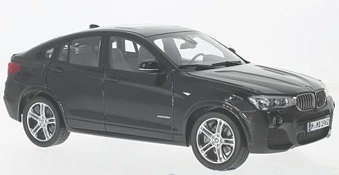 PA-97094  BMW X4 (F26), Met. zwart, Paragon