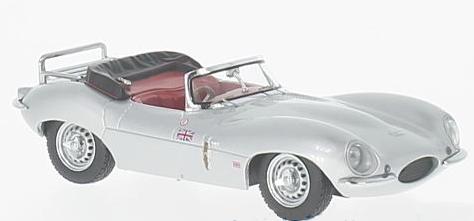 PRD535  Jaguar XK SS 1957, zilver, PremiumX