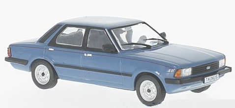 WB200    Ford Taunus TC2 Brillant , 1982, blauw, Whitebox