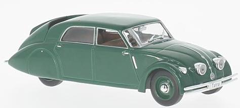 WB205  Tatra 77, 1934, groen, Whitebox